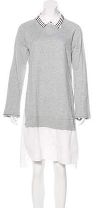 Y-3 Layered Midi Dress