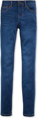 """Celebrity Pink Big Girls 27"""" Super-Soft Denim Skinny Jeans"""