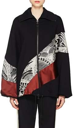 Dries Van Noten Women's Panelled Jacket