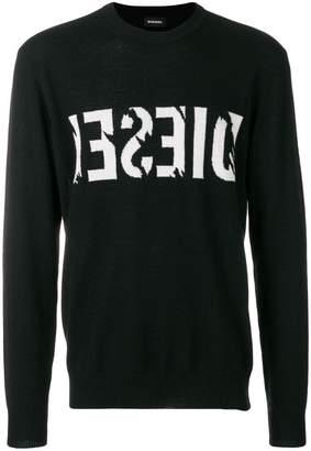 51456ed6a Diesel K Sweater - ShopStyle UK