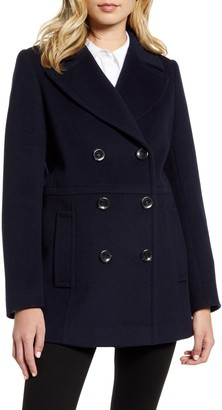 Sam Edelman Double Breasted Peacoat