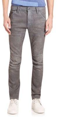 5620 3D Slim Fit Jeans $290 thestylecure.com