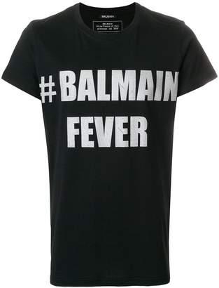 Balmain tBALMAIN FEVER t-shirt