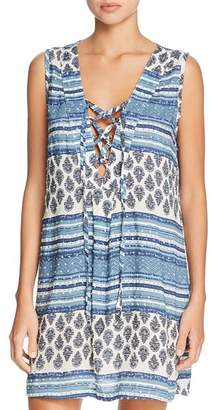 J Valdi Topanga Cruise Tank Dress Swim Cover-Up