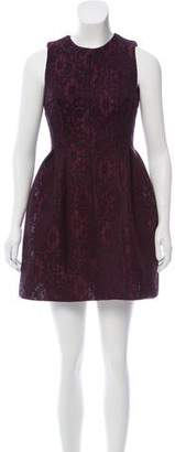Calvin Klein Lace A-Line Dress