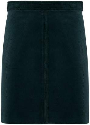 Vanessa Bruno mini straight skirt