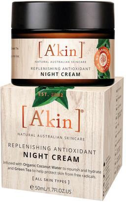 Akin A'kin Replenishng Antioxidant Night Cream 50ml