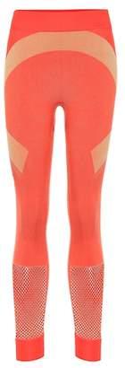 adidas by Stella McCartney Color-blocked leggings