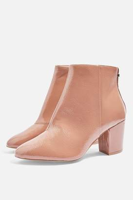 Topshop WIDE FIT Brooklyn Ankle Boots