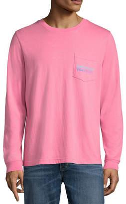 ST. JOHN'S BAY Long Sleeve Graphic T-Shirt