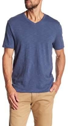 Vince V-Neck Cotton Shirt