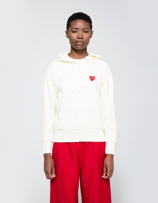Red Heart Play Sweatshirt $302 thestylecure.com
