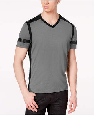 INC International Concepts I.n.c. Men's Colorblocked Speed T-Shirt