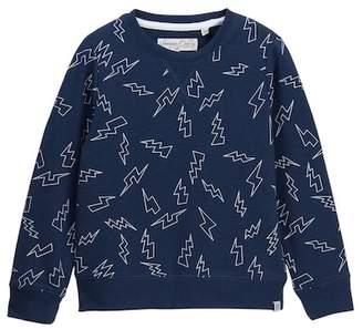Sovereign Code Ingram Lightning Bolt Sweater (Little Boys)