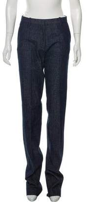 Altuzarra High-Rise Straight-Leg Jeans