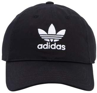 adidas Logo Embroidered Twill Baseball Hat