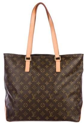 Louis Vuitton Monogram Cabas Alto