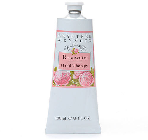 Crabtree & Evelyn Rosewater Hand Therapy 3.4 oz (100 ml)