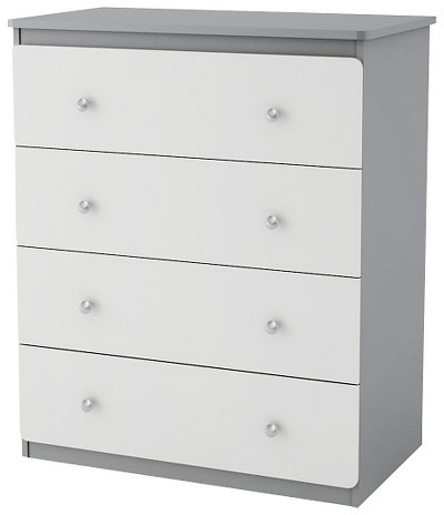 Cosco Cosco Willow Lake 4 Drawer Dresser