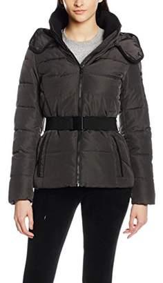 Esprit Women's 106EE1G004 Jacket, Blue (Navy)