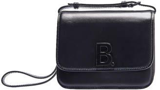 Balenciaga Medium B Bag in Black | FWRD