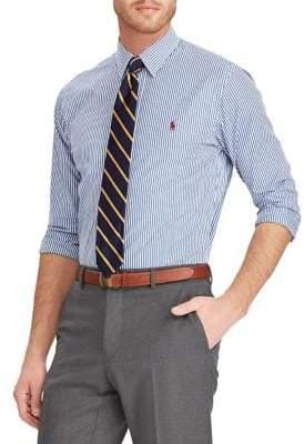 Polo Ralph Lauren Striped Cotton Poplin Shirt
