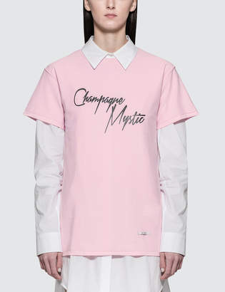Blouse Champagne Mystic S/S T-Shirt