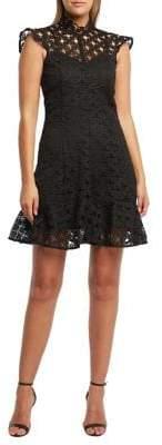 Bardot Mila A-Line Lace Dress