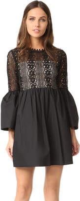 endless rose Lace Mini Dress $98 thestylecure.com