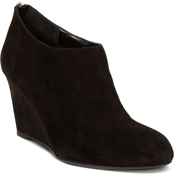 Bandolino Booties, Thais Wedge Booties