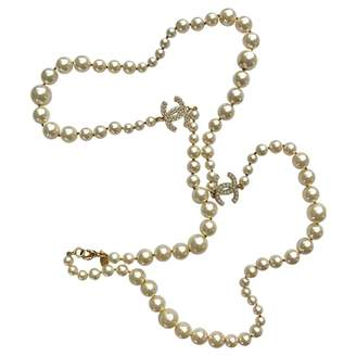 Chanel Pearls necklace