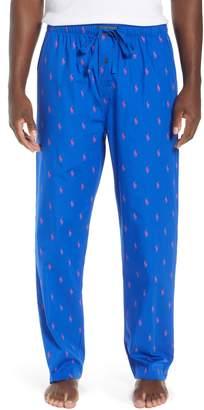 Ralph Lauren Woven Pajama Pants