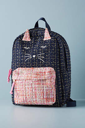 Anthropologie Miss Kitty Backpack