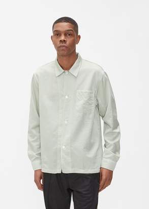 Our Legacy Silk Cuffed Box Shirt