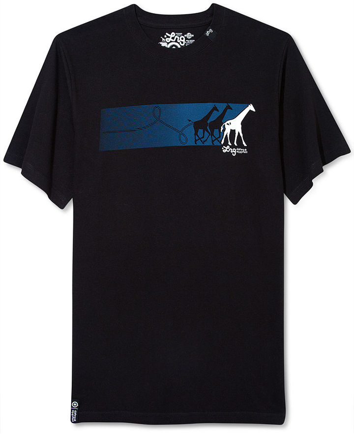 Lrg Big and Tall Shirt, Ahead of the Pack T-Shirt