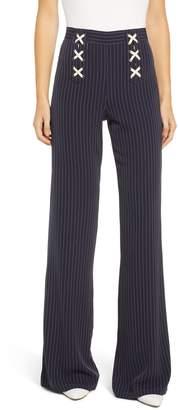 Bishop + Young BISHOP AND YOUNG Bishop & Young Power Stripe Lace-Up Sailor Pants