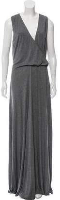 Haute Hippie Sleeveless Maxi Dress