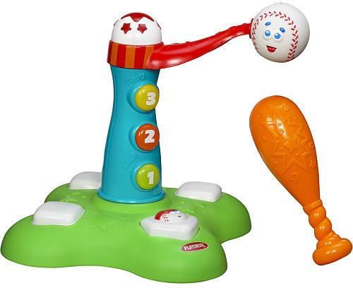 Hasbro Playskool: Busy Basics - Swing 'n Score Baseball