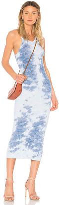 Enza Costa Rib Sheath Tank Dress