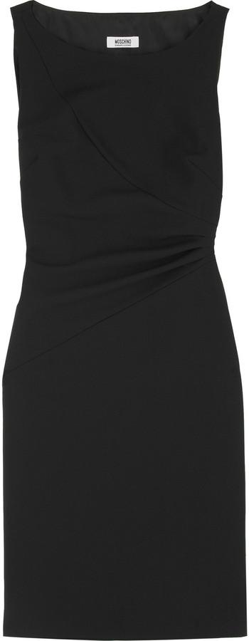Moschino Cheap & Chic Boat neck dress