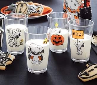 Pottery Barn Kids Charlie Brown Halloween Tumblers