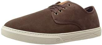 Natural World Men's Blucher Suede