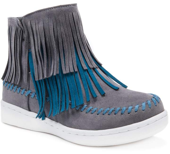 MUK LUKS Linda Women's Water-Resistant Ankle Boots