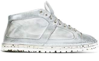 Marsèll distressed hi-top sneakers