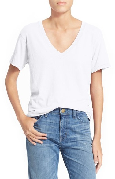 Women's Current/elliott The V-Neck Tee
