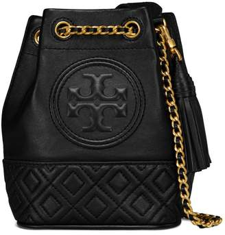 Tory Burch FLEMING MINI BUCKET BAG