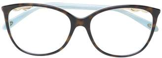 Tiffany & Co. Eyewear classic square glasses