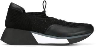 Donald J Pliner PRINZE, Sparkle Suede Sneaker