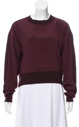 Chloé Long Sleeve Wool Sweater