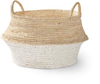 Serena & Lily Round Belly Basket